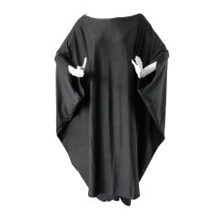 Early Comme des garcons Avant Garde Caftan Dress