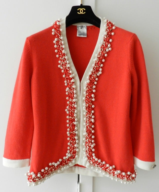 Zip Wool Sweater