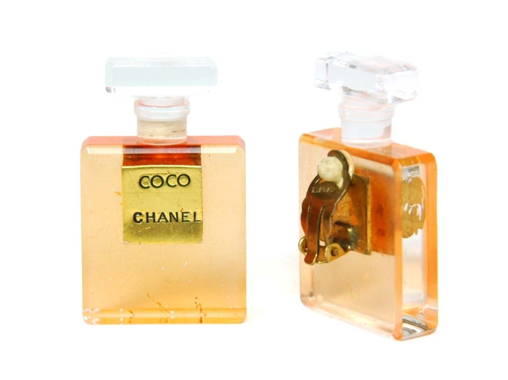 pics of chanel perfume bottles