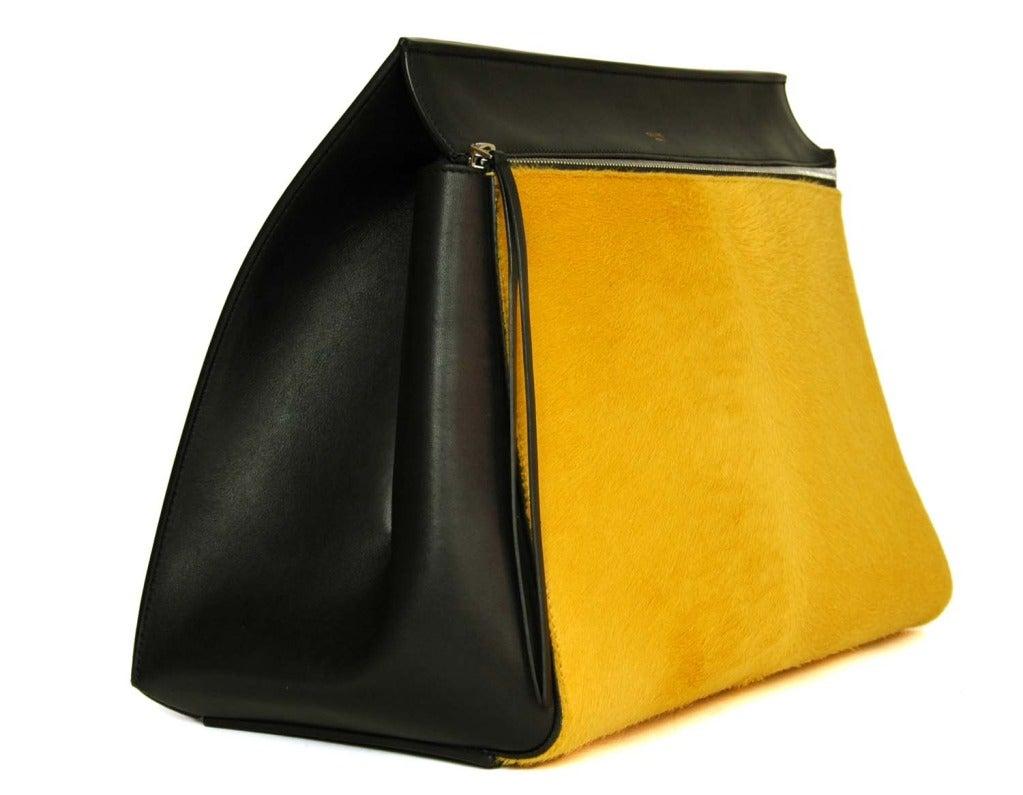celine mini obag - celine edge leather bag, celine classic box bag black