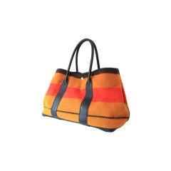 Hermes Garden Party Blanket Bag