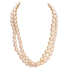 Chanel pearl necklace (1991) thumbnail 1