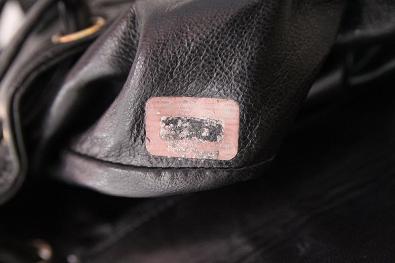 Chanel Black Quilted Lambskin Mini Backpack 8