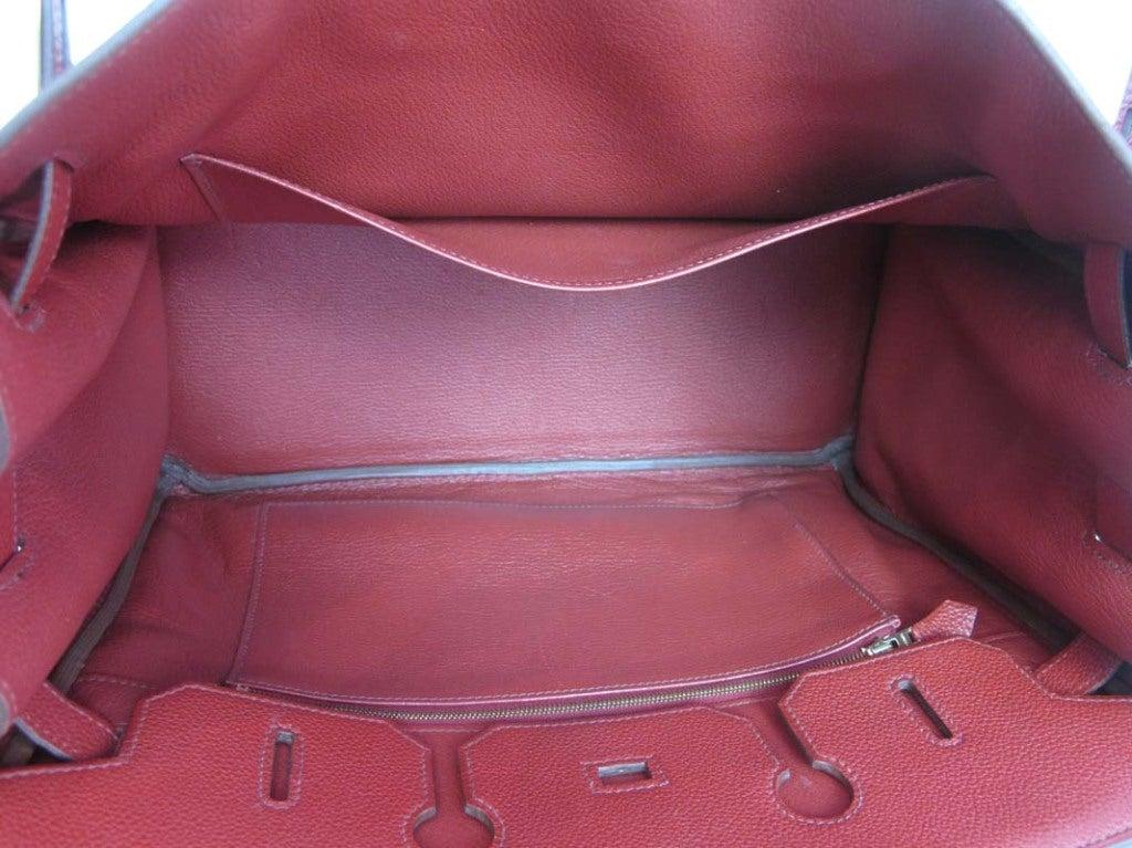 hermes birkin togo leather bags