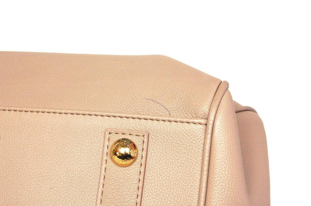 """LOUIS VUITTON Lavender Leather LTD Edition """"Cinema Intrigue"""" Bag 5"""