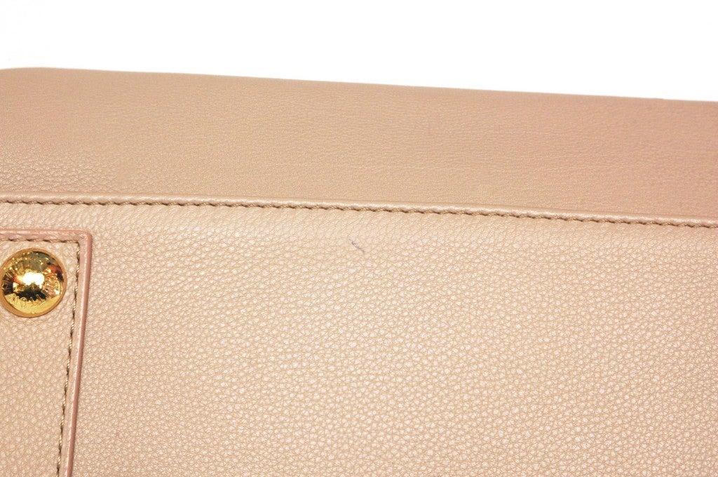 """LOUIS VUITTON Lavender Leather LTD Edition """"Cinema Intrigue"""" Bag 6"""