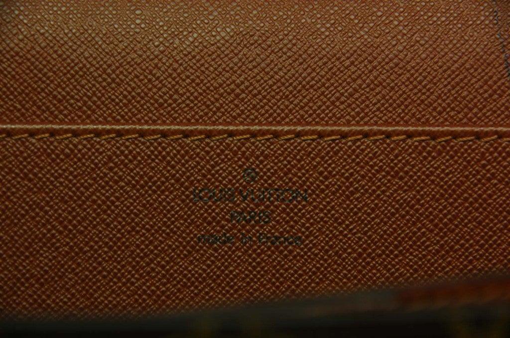 LOUIS VUITTON Monogram Serviette Conseiller Briefcase 8