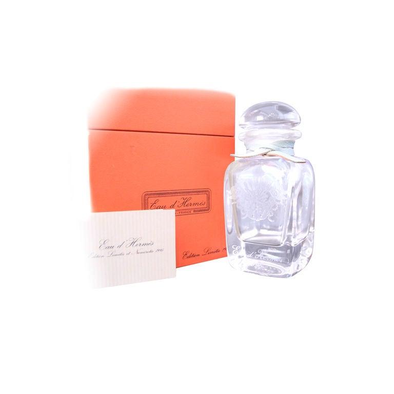 HERMES LIMITED perfume bottle