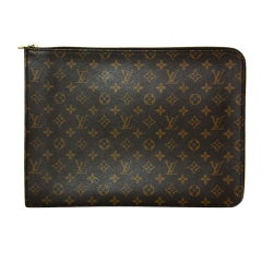 LOUIS VUITTON Monogram Zip Around Portfolio