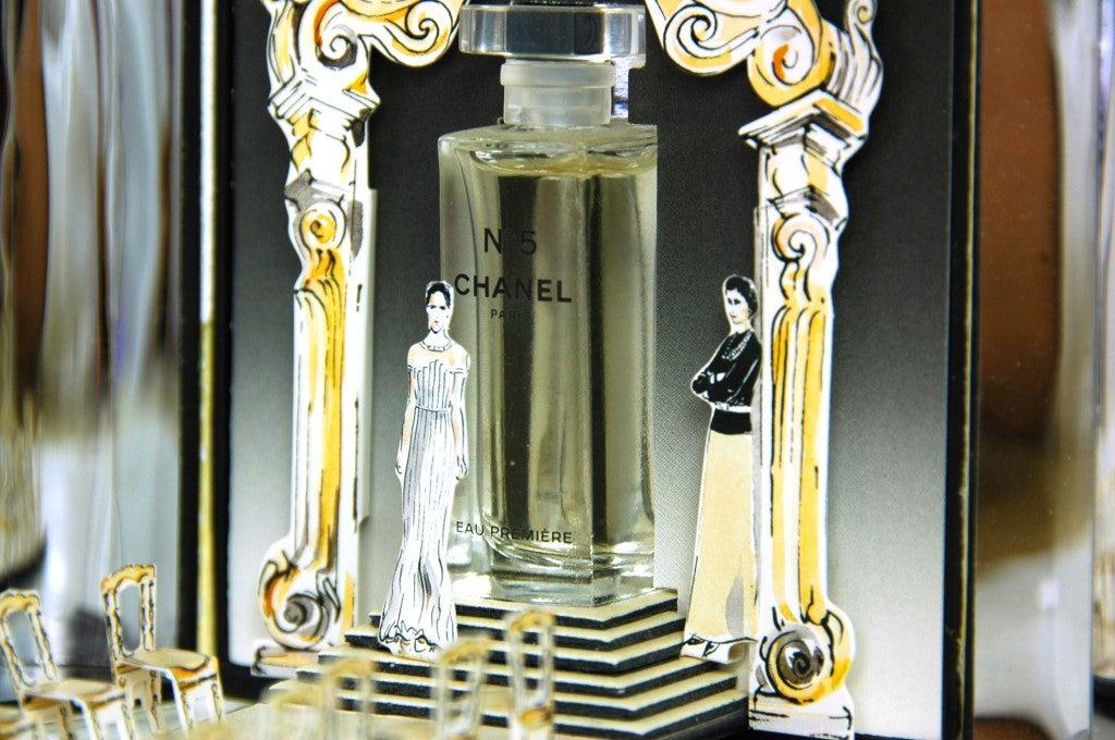 Women's CHANEL Catwalk Limited Edition Eau Premiere .2 Oz Perfume For Sale