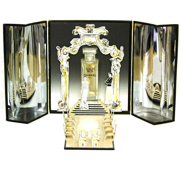 CHANEL Catwalk Limited Edition Eau Premiere .2 Oz Perfume For Sale