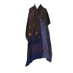 ETRO SEQUINED AND BEADED SHAWL/SCARF