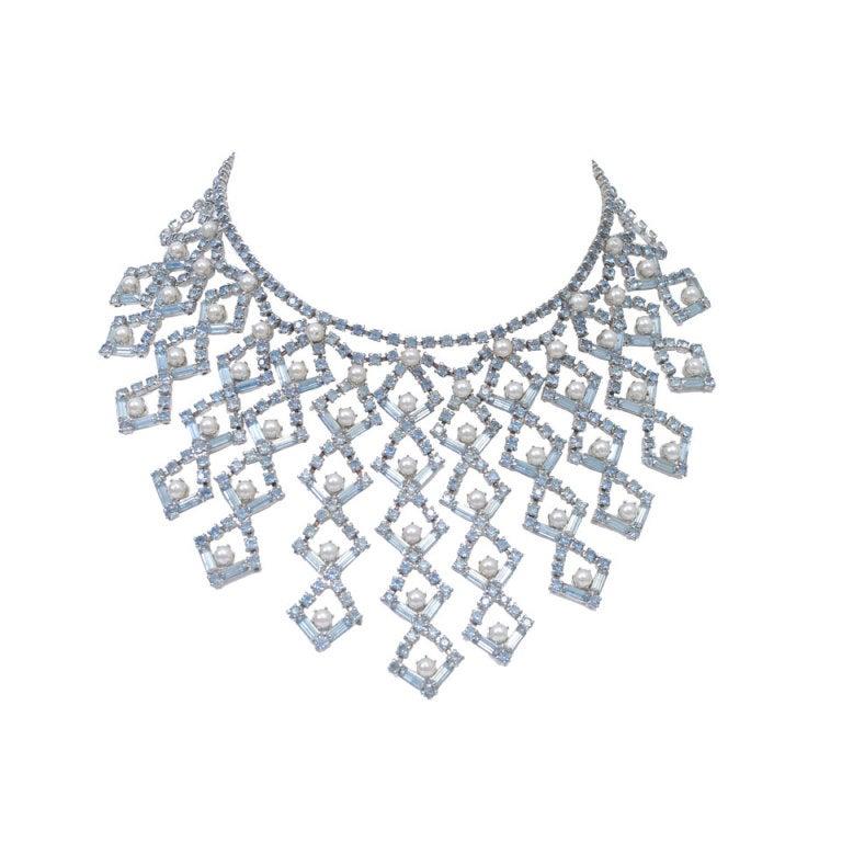1950s Bib Necklace 1