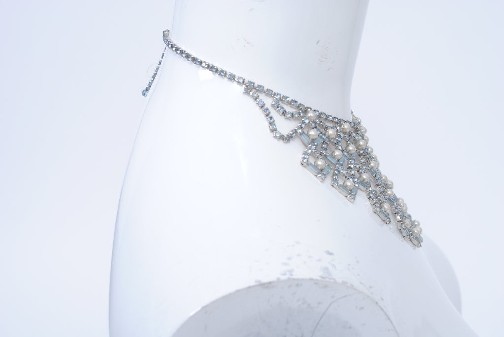 1950s Bib Necklace 5