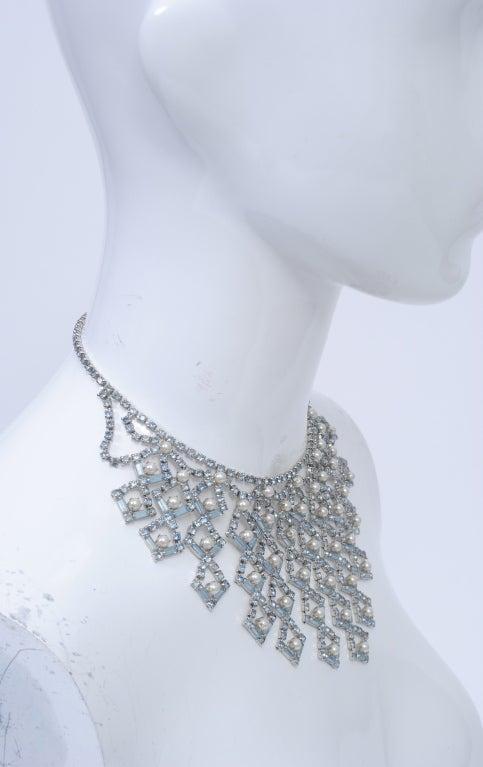 1950s Bib Necklace 6