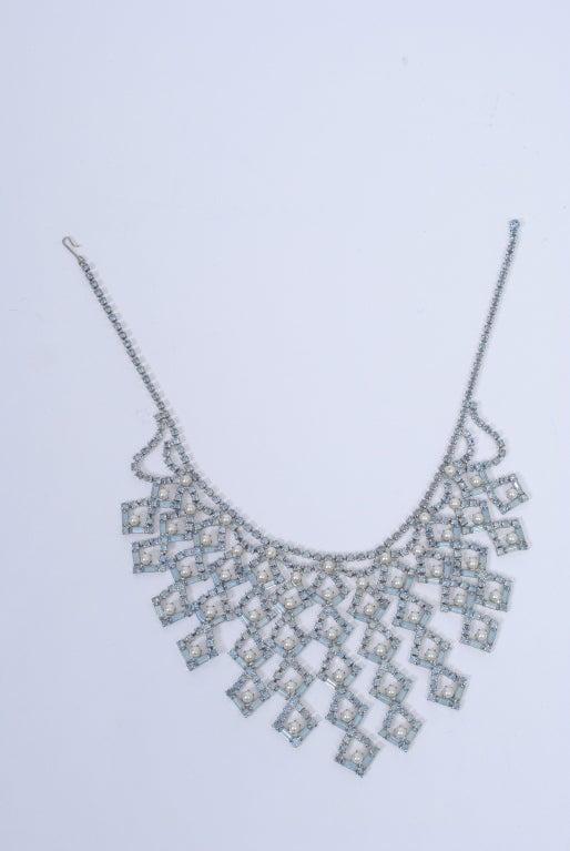 1950s Bib Necklace 7