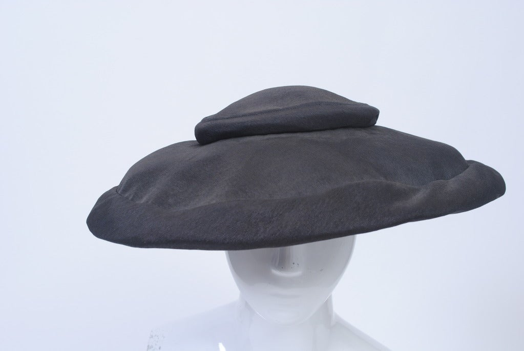 Mr. John Black Picture Hat 2
