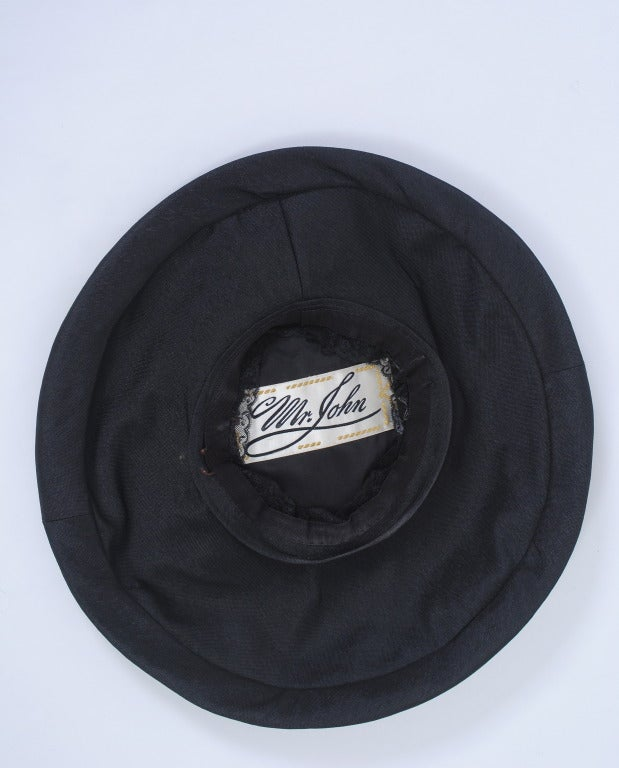 Mr. John Black Picture Hat 6