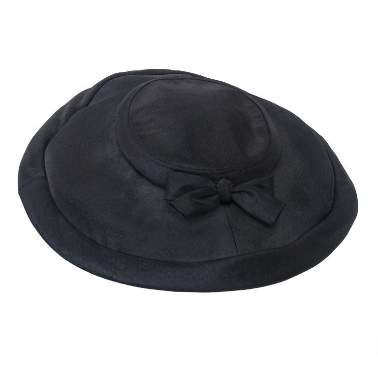 Mr. John Black Picture Hat 1