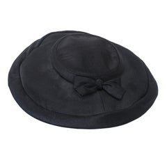 Mr. John Black Picture Hat