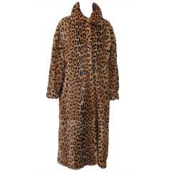 Maximilian Spotted Mink Coat