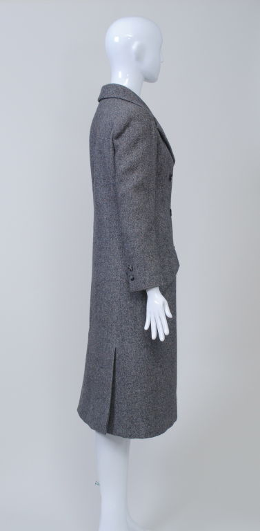 Guy Laroche '70S Tweed Coat and Skirt 2