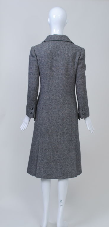 Guy Laroche '70S Tweed Coat and Skirt 3