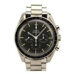 Omega Stainless Steel Speedmaster Professional Wristwatch