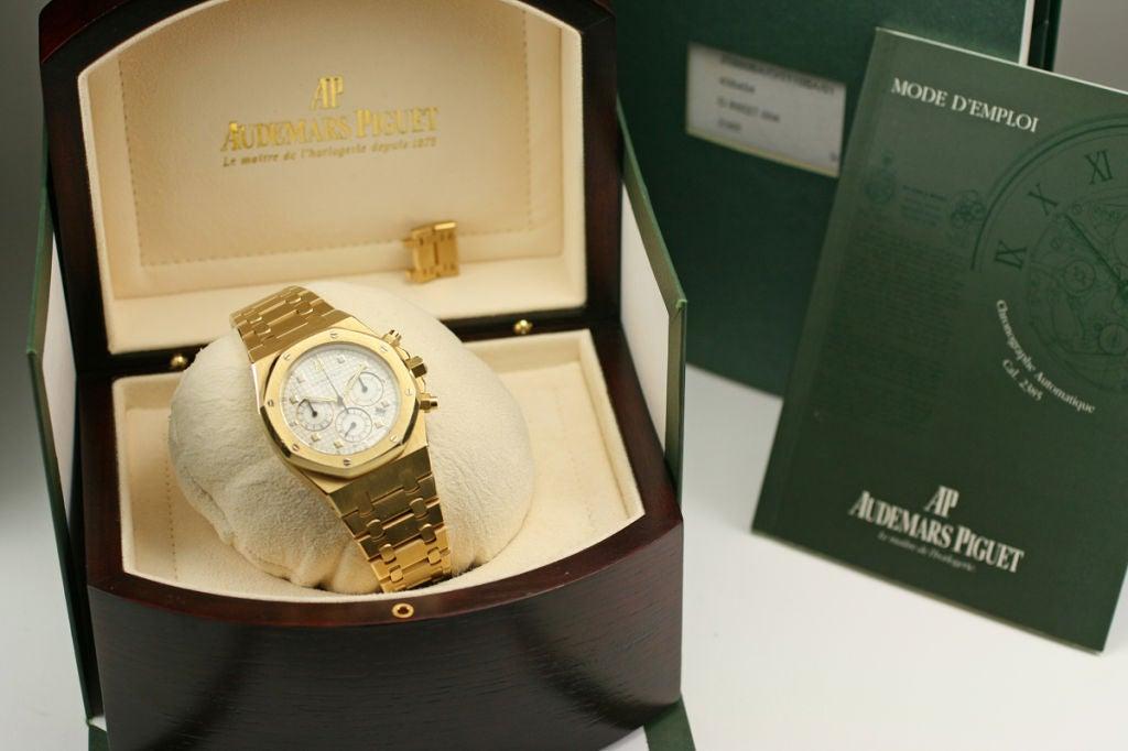 Audemars Piguet Royal Oak Chronograph 2
