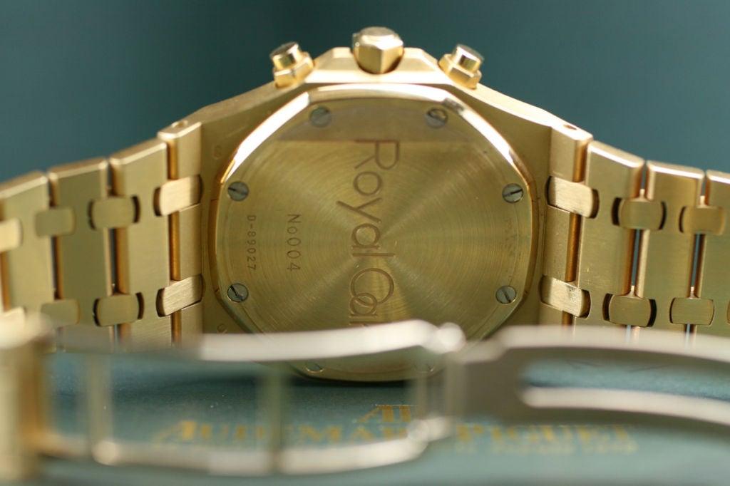Audemars Piguet Royal Oak Chronograph 3
