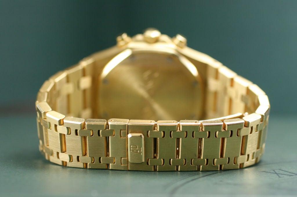 Audemars Piguet Royal Oak Chronograph 4