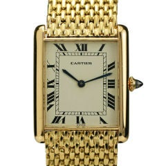 Cartier Paris Classic Large Tank