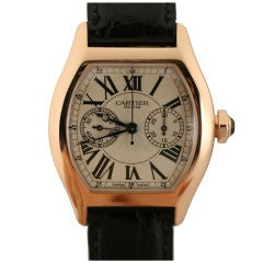 Cartier Tortue from Collection Privee
