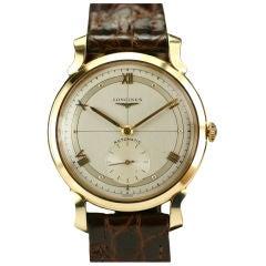 Longines Automatic Wristwatch circa 1950's