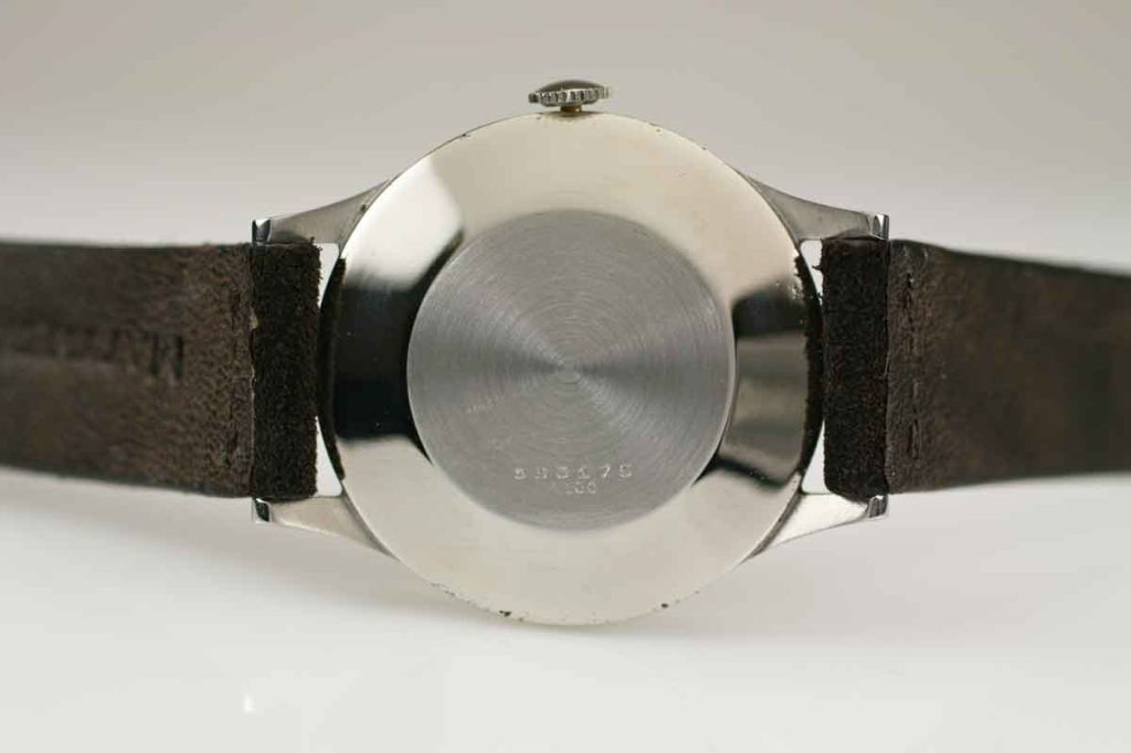 Rare Oversized 1950s Watch Retailed by Cartier 4