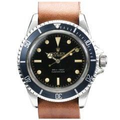 Gilt Dial Rolex Submariner Ref 5513