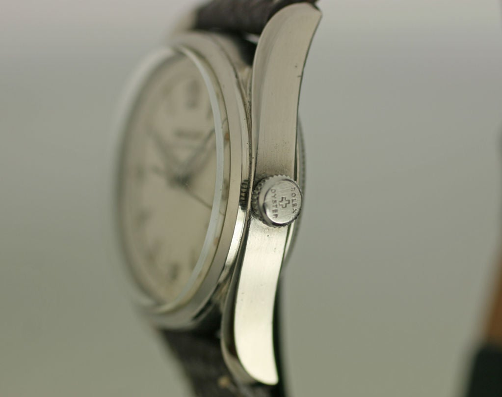 Rolex Oyster Perpetual Bombay  Ref  5018 For Sale 1