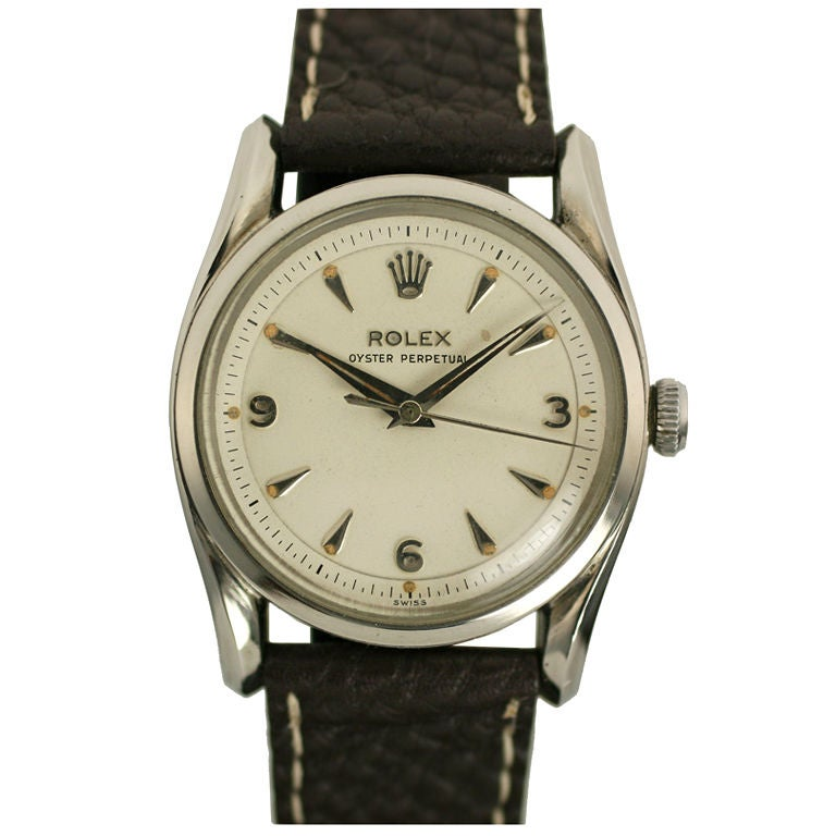 Rolex Oyster Perpetual Bombay  Ref  5018 For Sale