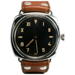 Vintage Panerai 3646 with California Dial