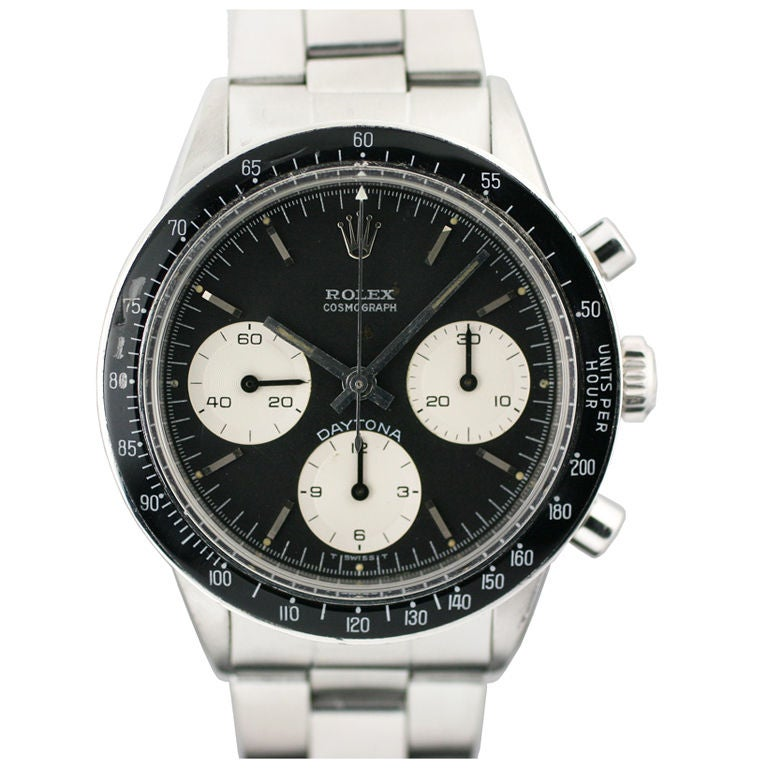 Rolex Oyster Cosmograph Daytona Ref 6264 At 1stdibs