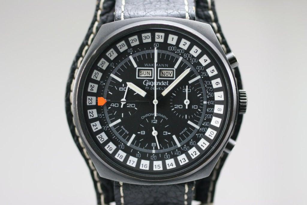 Wakmann Triple-date Chronograph Triple Date Chronograph