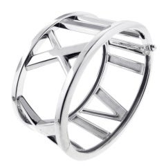 Tiffany & Co. Atlas Cuff Bracelet