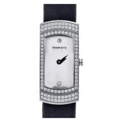 Tiffany & Co. Lady's Diamond Cocktail Watch