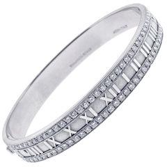 Tiffany Diamond Atlas Bracelet