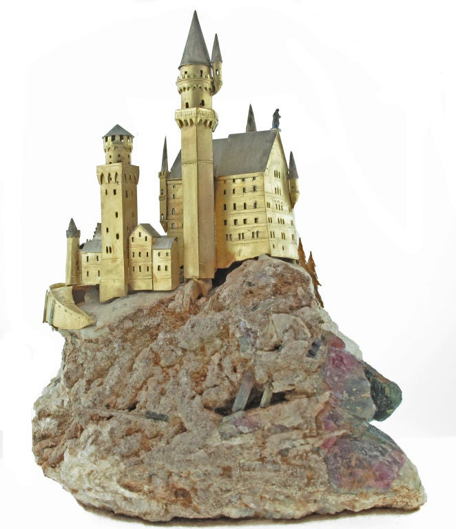 """A """"Fairy tale"""" castle by William Tolliday. 2"""