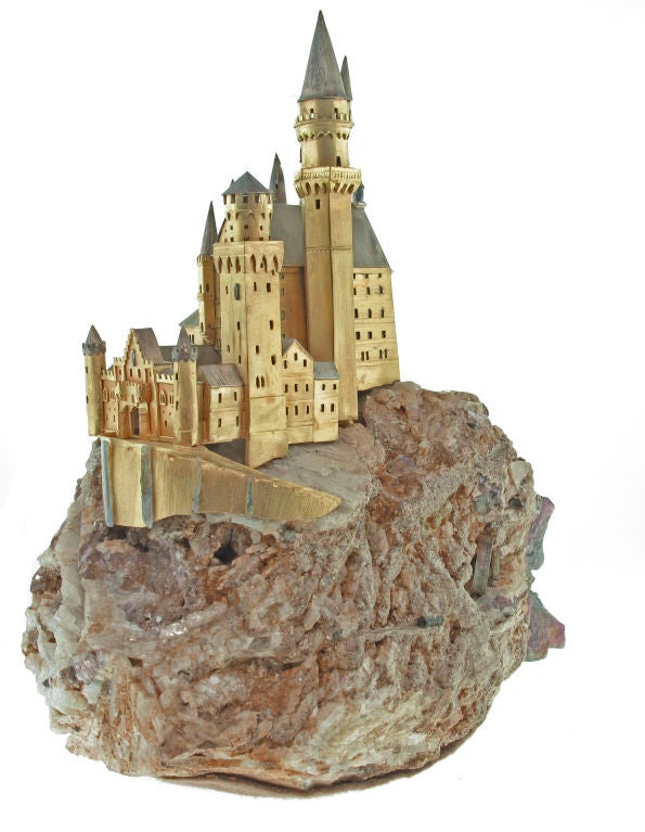 """A """"Fairy tale"""" castle by William Tolliday. 3"""