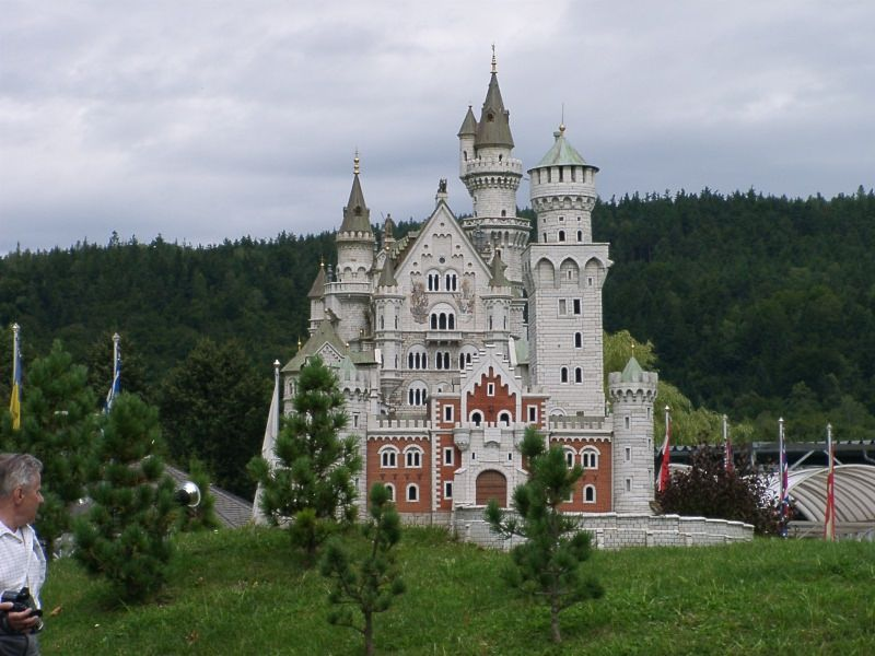 """A """"Fairy tale"""" castle by William Tolliday. 5"""