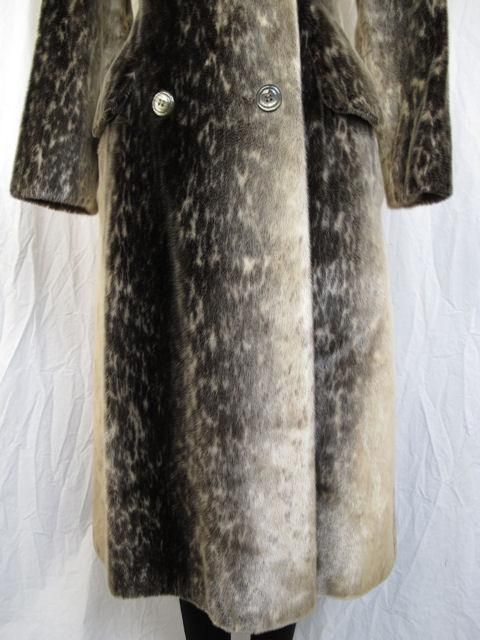 Women's RARE! Stunning Birger Christensen Harp Seal Fur Coat