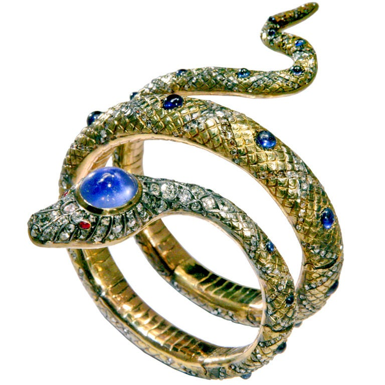 Snake Rings Antique