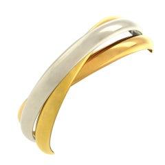 CARTIER Trinity Bracelet, Heavy Model